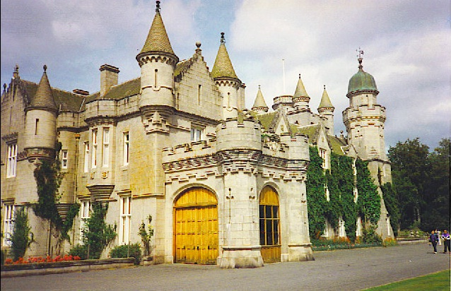 Balmoral Castle, Aberdeenshire copyright Colin Smith