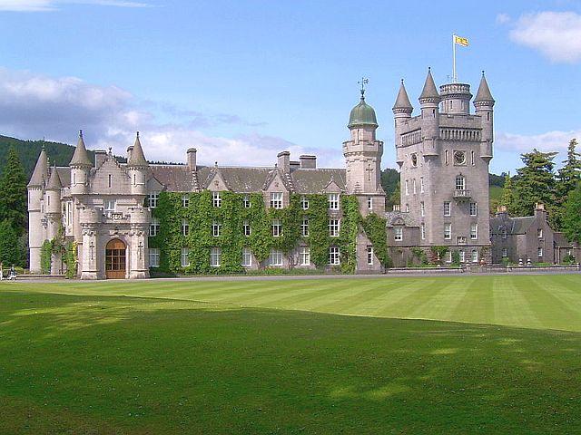 Balmoral Castle, Aberdeenshire copyright Stuart Yeates