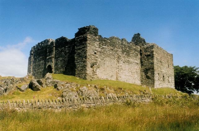 Castle Sween, Argyll & Bute copyright David Wyatt