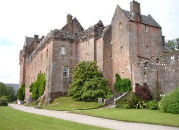 Brodick Castle, Ayrshire & Arran copyright Soy Yo