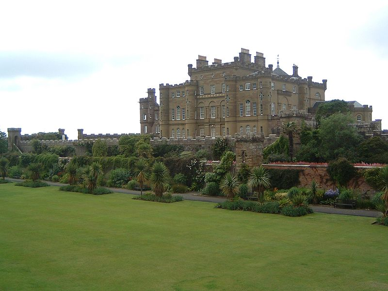 Culzean Castle, Ayrshire & Arran copyright Albring
