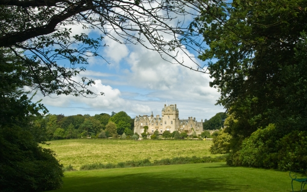 Castle Kennedy, Dumfries & Galloway copyright Britain Express