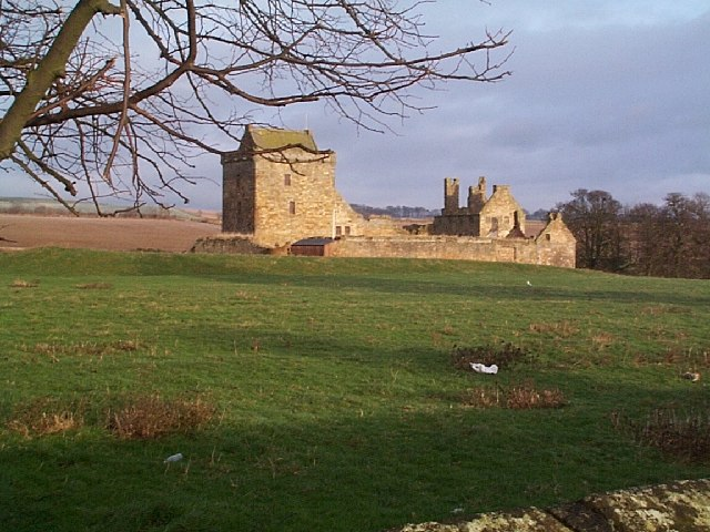 Balgonie Castle, Fife copyright David Johnston