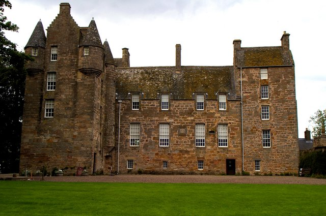 Kellie Castle, Fife copyright Paul Taylor