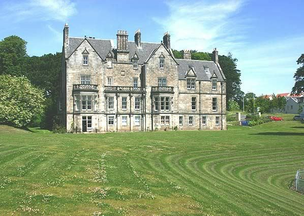 Pitreavie Castle, Fife