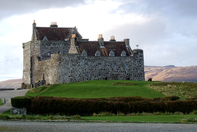 Duart Castle, Hebrides & Isles copyright Rob Farrow