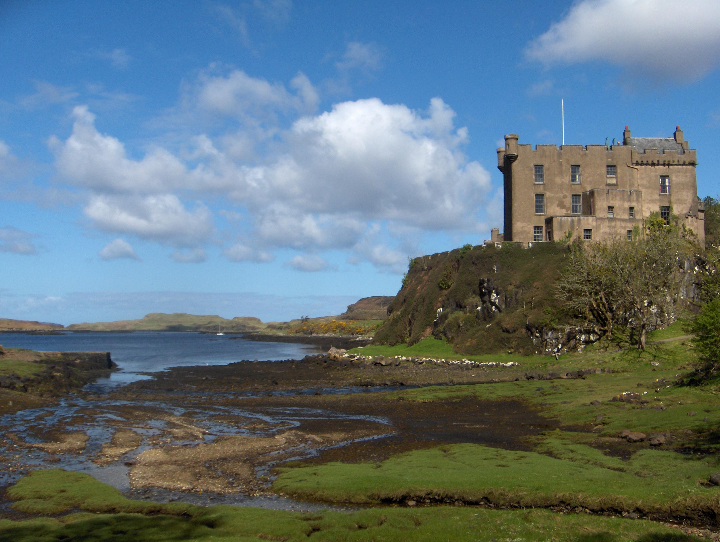 Dunvegan Castle, Hebrides & Isles copyright Subichan