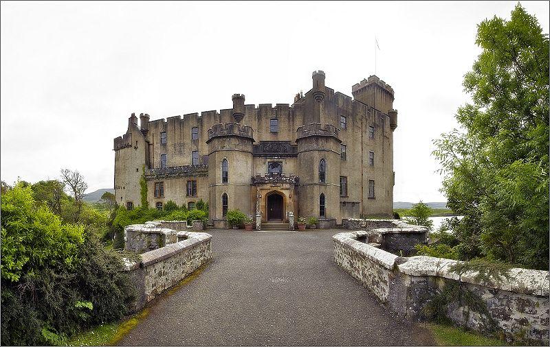 Dunvegan Castle, Hebrides & Isles copyright Gernot Keller