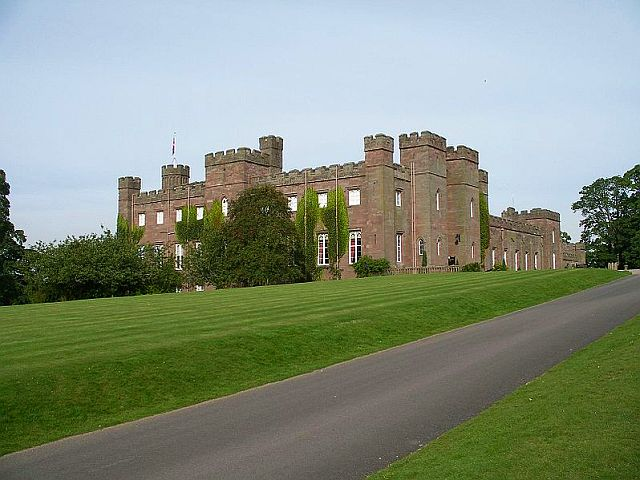 Scone Palace, Perthshire copyright Shadowgate