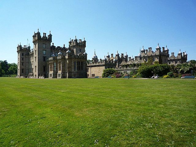 Floors Castle, Scottish Borders copyright Kurpfalzbilder