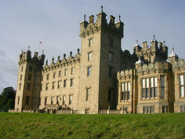 Floors Castle, Scottish Borders copyright Richard Slessor