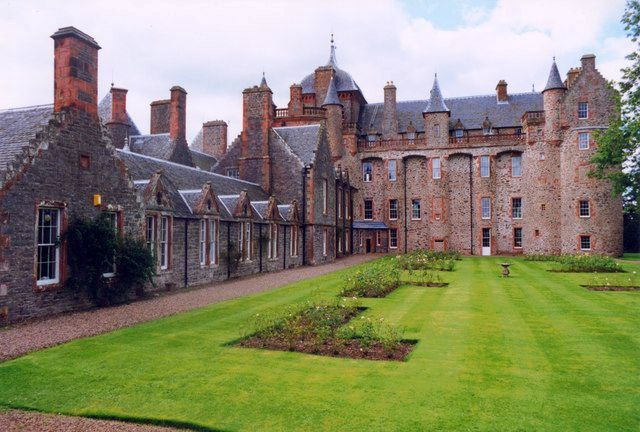 Thirlestane Castle, Scottish Borders copyright Jo Turner