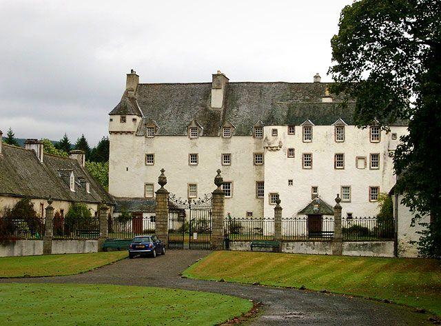 Traquair House, Scottish Borders copyright Andy Stephenson