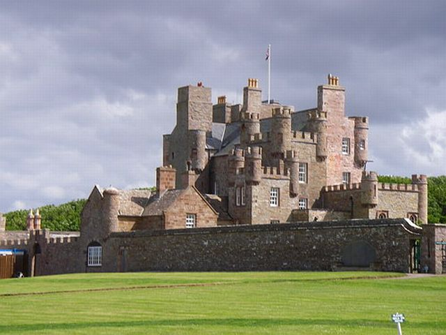 Castle of Mey, Scottish Highlands copyright Dave Simpson