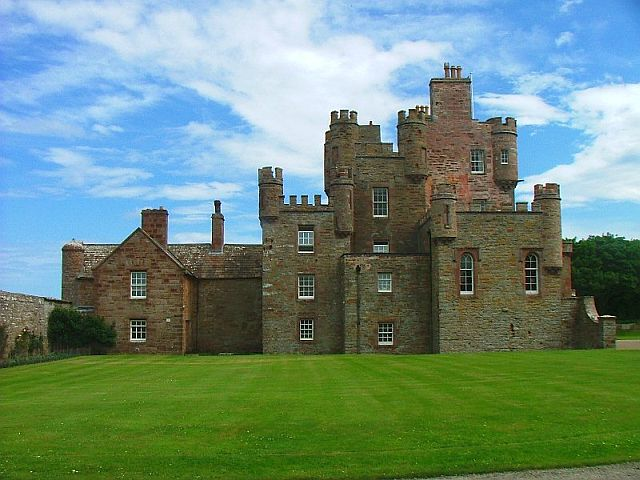 Castle of Mey, Scottish Highlands copyright Jack Spellingbacon