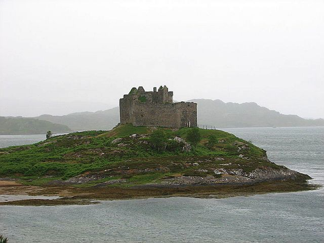 Castle Tioram, Scottish Highlands copyright Dave Wilkie