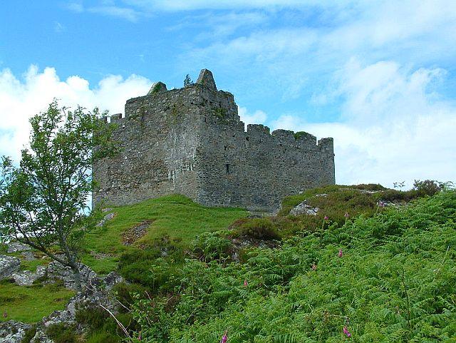 Castle Tioram, Scottish Highlands copyright Stara Blazkova