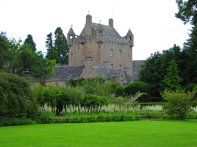 Cawdor Castle, Scottish Highlands copyright Kathi Overton