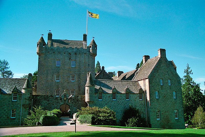 Cawdor Castle, Scottish Highlands copyright Ukexpat