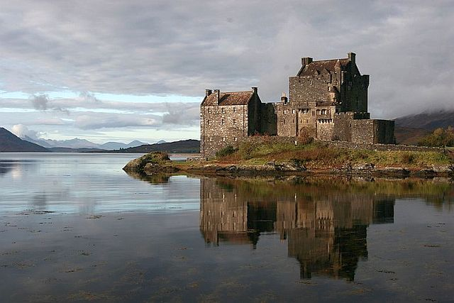 Eilean Donan Castle, Scottish Highlands copyright Sonja Pieper