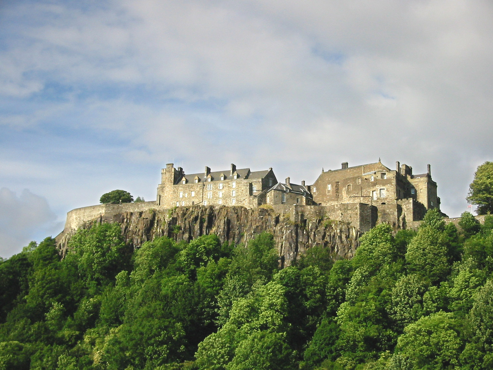 Stirling Castle, Stirlingshire copyright Finlay